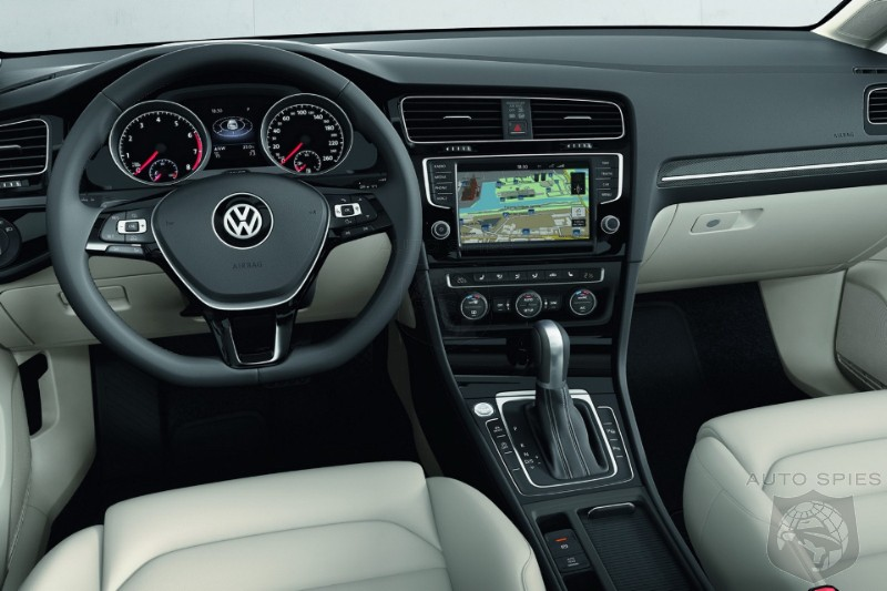 STUD or DUD: Did Volkswagen Knock It OUT Of The Park With The 2013 Golf's INTERIOR?